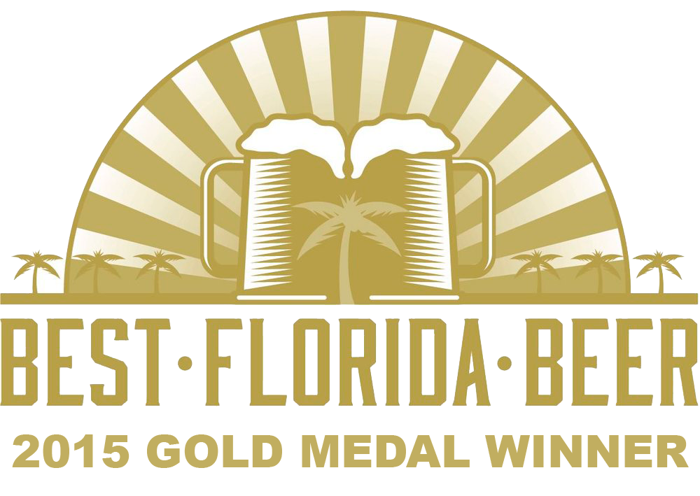 2015 Best in Florida Gold